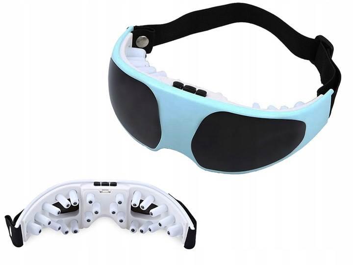 Verk 15055 Vibrační brýle proti bolestem očí a hlavy