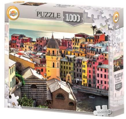 Javoli Puzzle Benátky 1000 dielikov 65 x 52 cm
