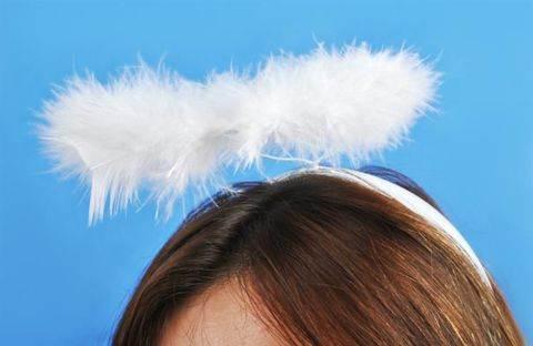 Andělská svatozář bílá2