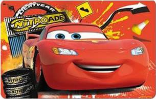 Javoli Prestieranie plastové Disney Cars 3D 40 x 30 cm