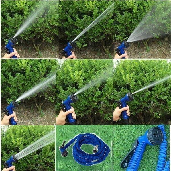 GFT Zahradní flexi hadice 30 M - modrá3