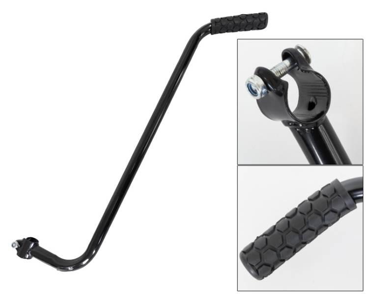 APT AG501 Vodící tyč pro dětské kolo - černá