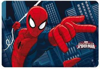 Javoli Prestieranie plastové Spiderman 3D 40 x 30 cm II