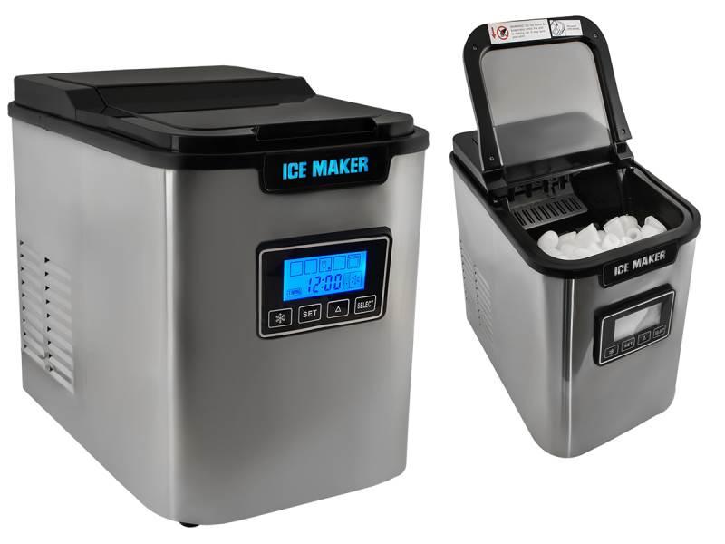 Malatec 5536 Výrobník ledu 12Kg/24h