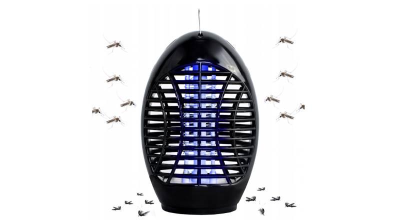 ISO 8627 Elektrický lapač hmyzu 5W černá - bazar