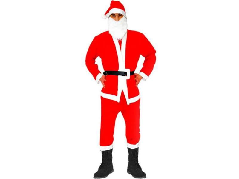 Santa Claus oblek 2016