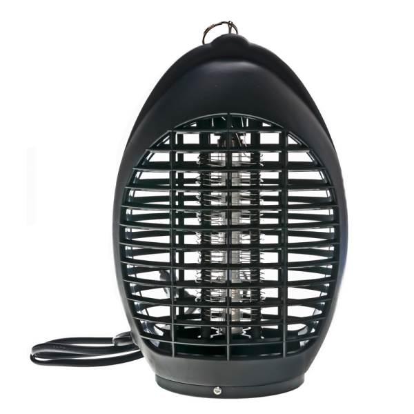 GT Q31A Elektrický lapač hmyzu čierny1