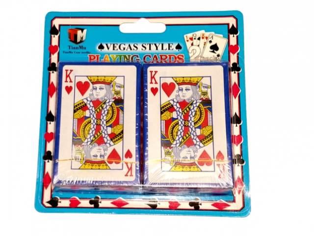 ART Hracie karty 2 x 54 ks