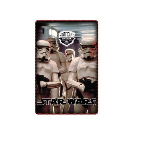 Javoli Deka fleecová Star Wars 100 x 150 cm HQ