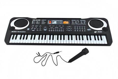 ISO Elektronické klávesy - 61 kláves bazar