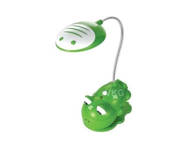 Verk 01070 LED lampička s klipem žába