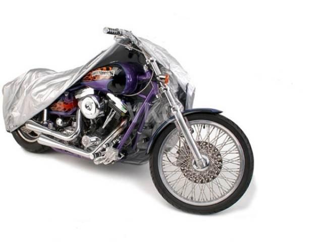 Verk Ochranná krycí plachta na motorku 205 x 125 cm