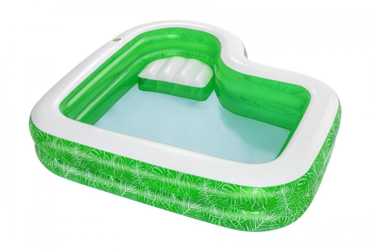 Bestway 54336 Nafukovací bazén 231 x 231 x 51 cm