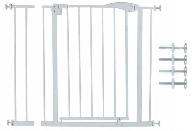 Malatec 6222 Bezpečnostní zábrana 74-101cm bílá bazar