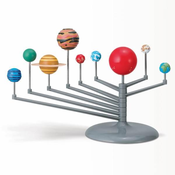 DIY Model slnečnej sústavy