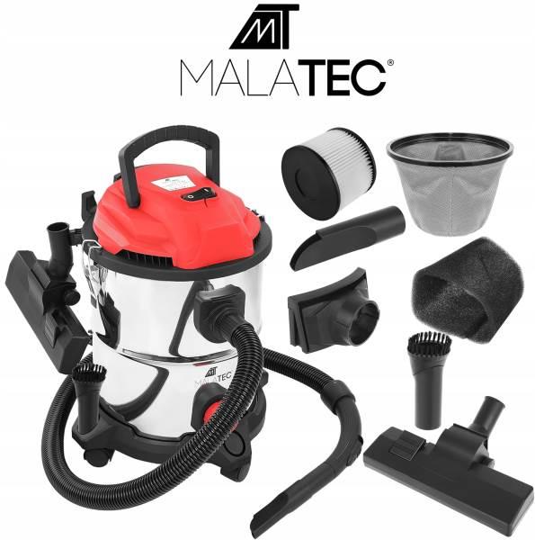 Malatec 9068 Průmyslový vysavač 20L11