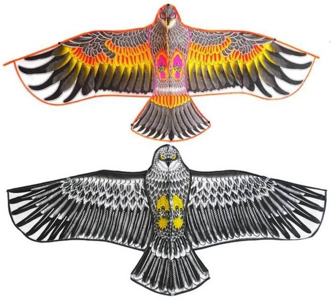 KIK Veľký lietajúci drak Orol 160 x 70 cm