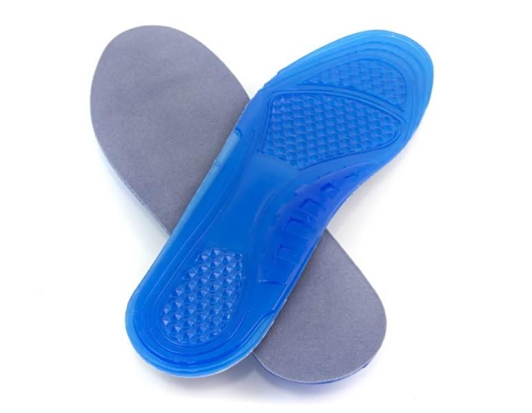 APT Silikónové vložky do obuvi 37-42
