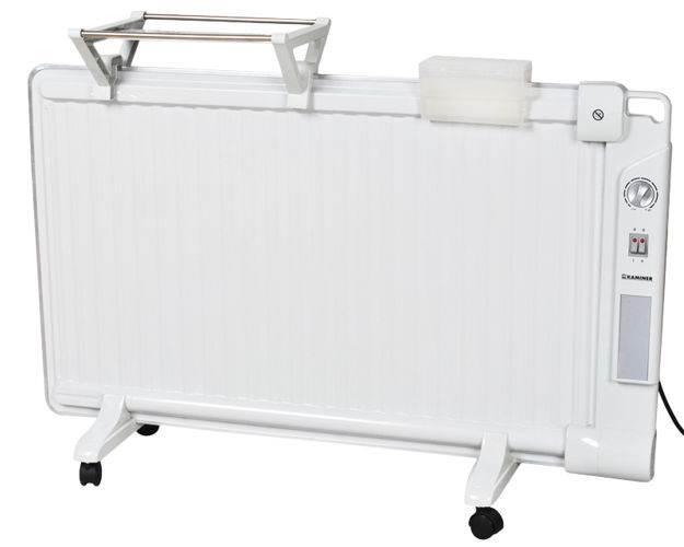 Kaminer 2843 Olejový radiátor 2000W bílá