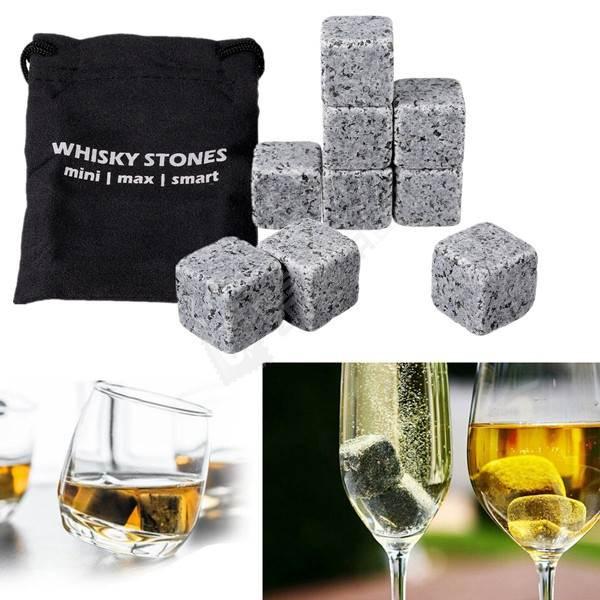 Chladiace kamene Whiskey