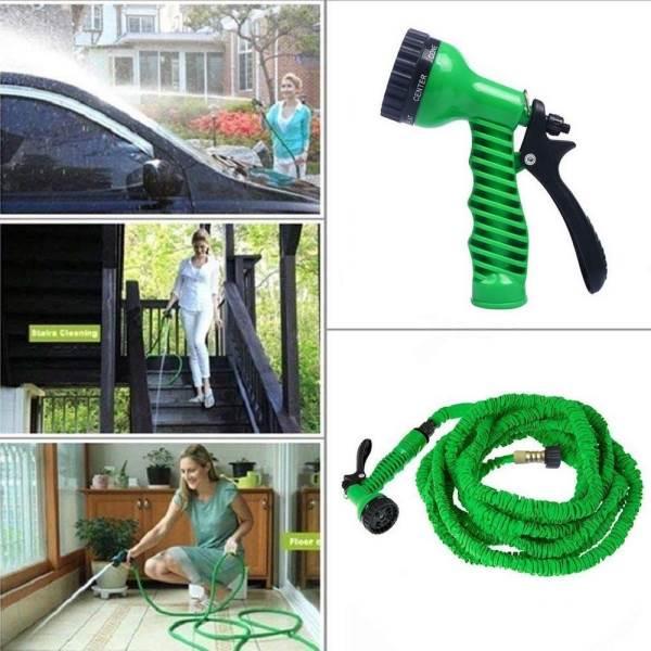 GFT Zahradní flexi hadice 22,5 M - zelená4