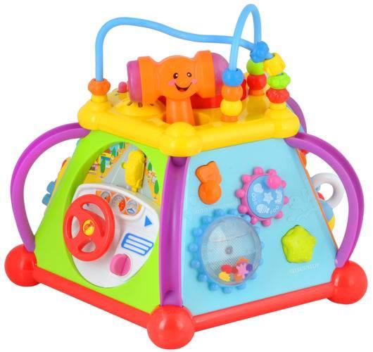 Huile Toys interaktívne multifunkčné kocka