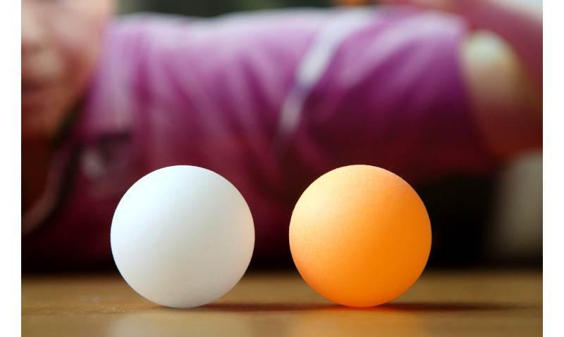 KIK Pinpongové míčky 6 ks1