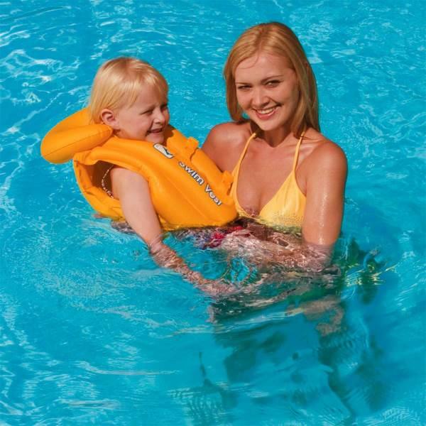 Swim Safe plávacie vesta