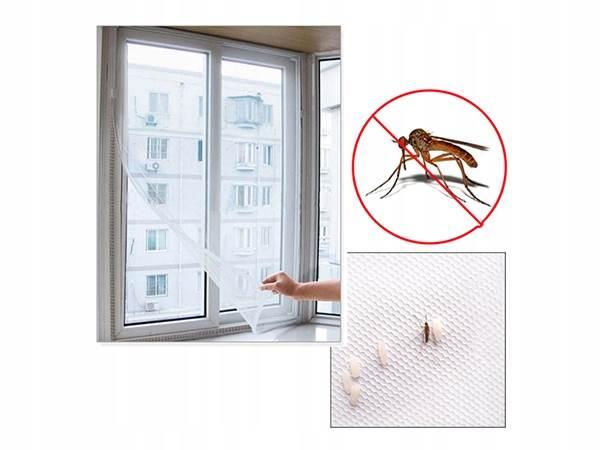 Verk Sieť proti hmyzu 150 x 180 cm biela