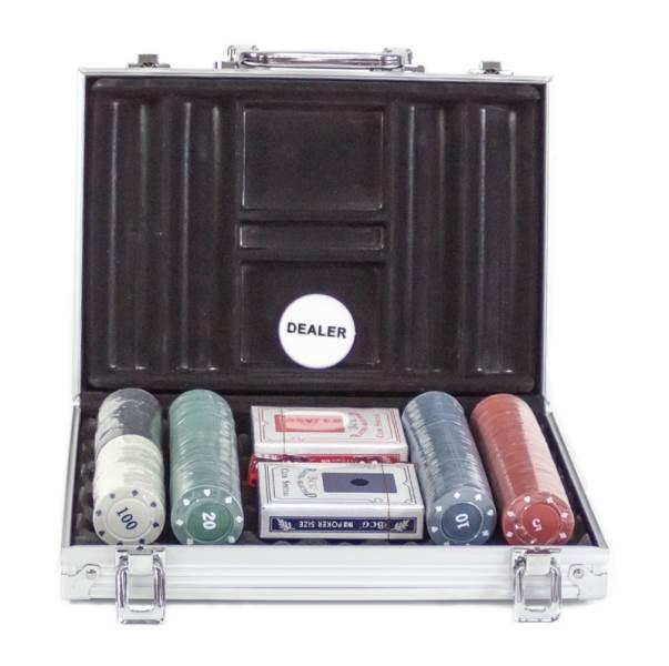 APT Poker set 200 s označením hodnôt