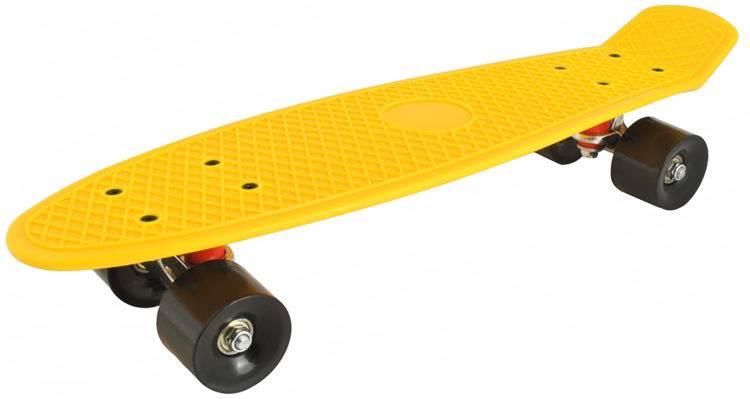ISO Pennyboard Yellow 56 cm