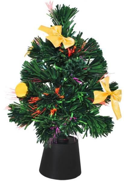 Svítící LED RGB stromeček 30 cm
