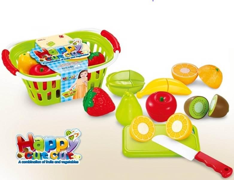 ISO 6076 Krájecí ovoce a zelenina v košíku