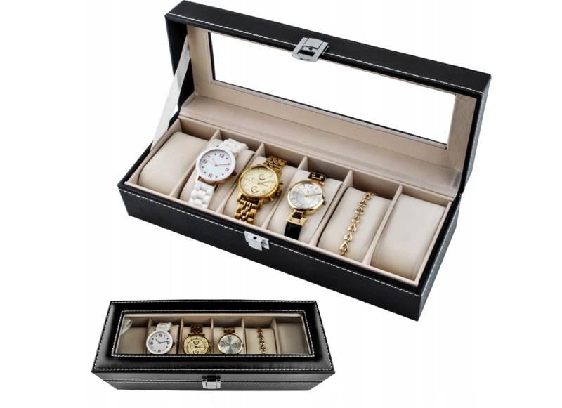 ISO Puzdro na 6 ks hodiniek