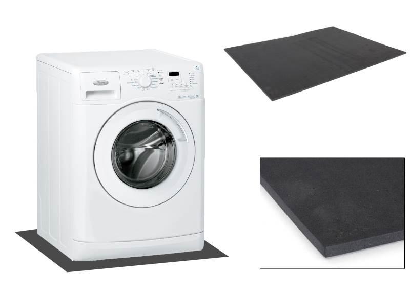 APT Antivibračná podložka pod práčku 60x45x0,6cm