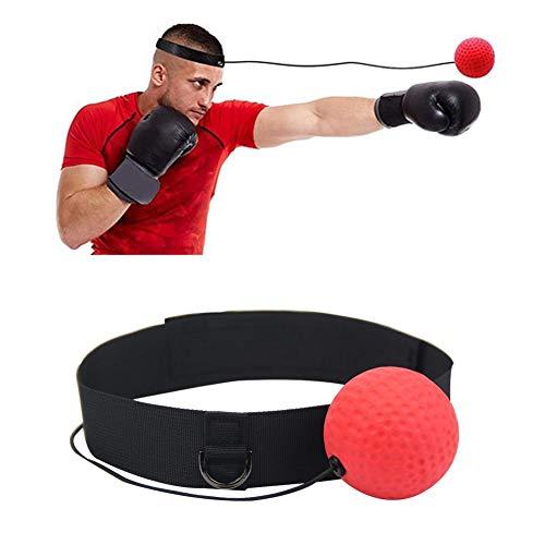 ISO Reflexné boxovacie loptičku na hlavu