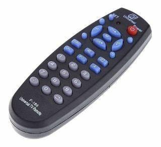 APT AG83A Univerzální dálkový TV ovladač 12 v 1