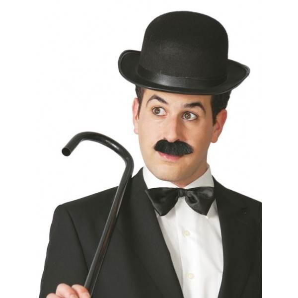 Buřinka Chaplin černá1