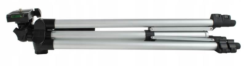 ISO 6067 Hliníkový stativ 133 cm s bluetooth ovladačem7