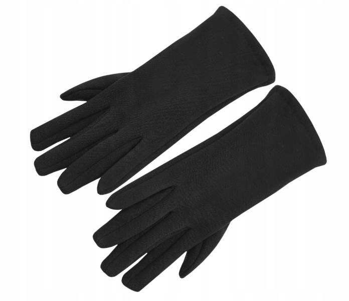 ISO 6413 Zimní rukavice na dotykové displeje 2v1 černé3