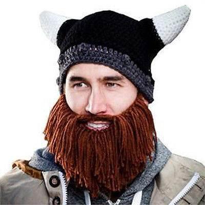 Master Pletená čepice Viking