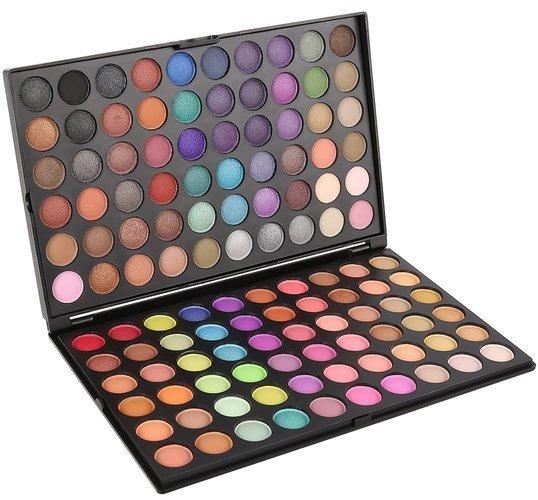 ISO Profesionálne paleta očných tieňov 120 pastelové