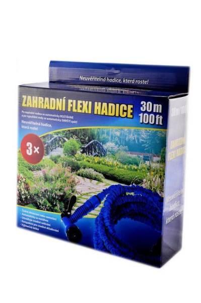 GFT Zahradní flexi hadice 30 M - modrá2