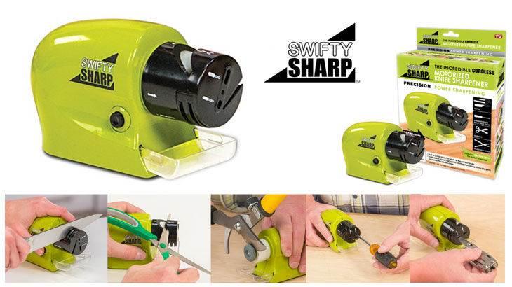 Verk Elektrická brúska Swift Sharp