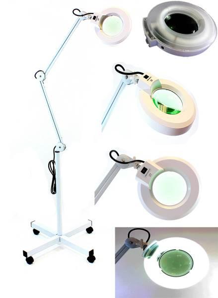 APT Kozmetická lampa s lupou ZD562
