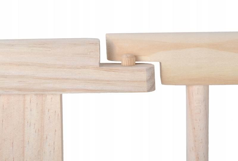 Malatec 8178 Drevená ohrádka borovica 6 panelov XL4