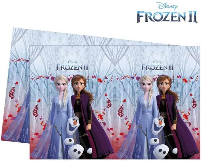 Javoli Plastový obrus Disney Frozen II 120 x 180 cm