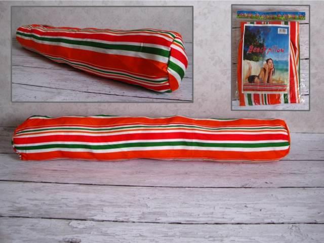 ART Plážový polštář pod hlavu 10 x 80 cm