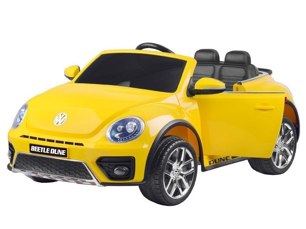 Joko PA0210 ZO Elektrické autíčko Volkswagen Beetle 2,4 GHz žluté