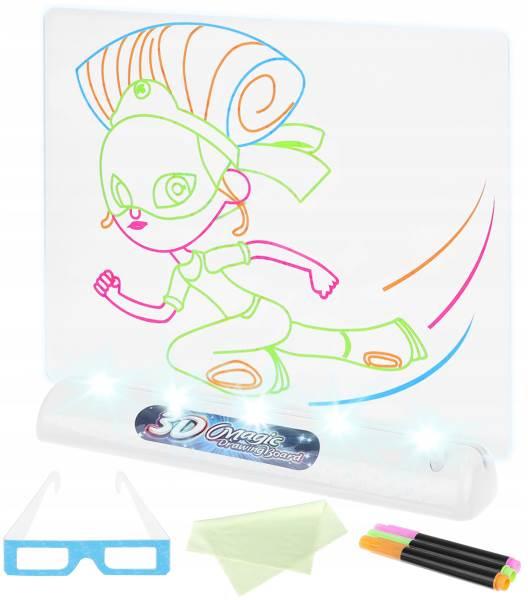 ISO 9141 3D kreslící tabule